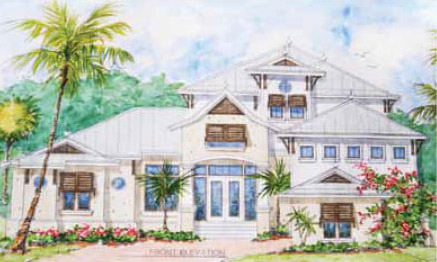 Coastal Home Designs - Phipps Home Design