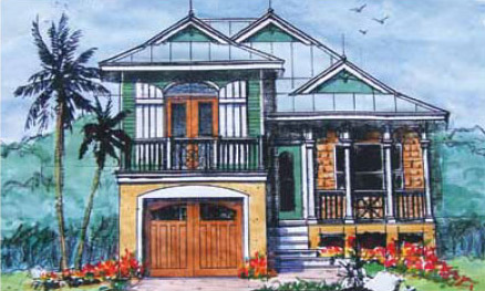 Coastal Home Designs